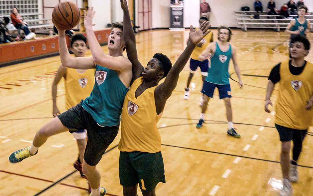 Jump into March Basketball Mindful of Jumper's Knee