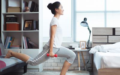 5 Exercise Ideas Amid COVID-19 Social Distancing